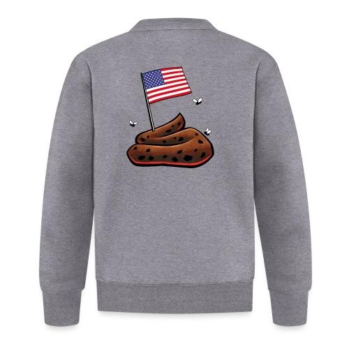 USA Haufen - Baseball Jacke