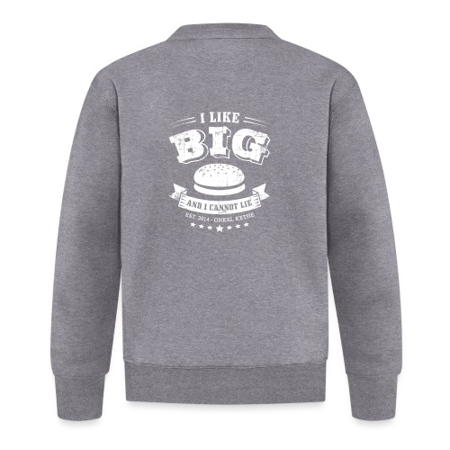 I Like Big Buns Shirt - Baseball Jacke