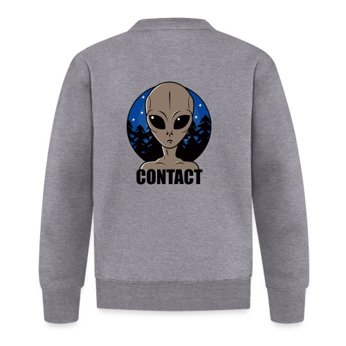 Contact Extraterrestre - Veste zippée