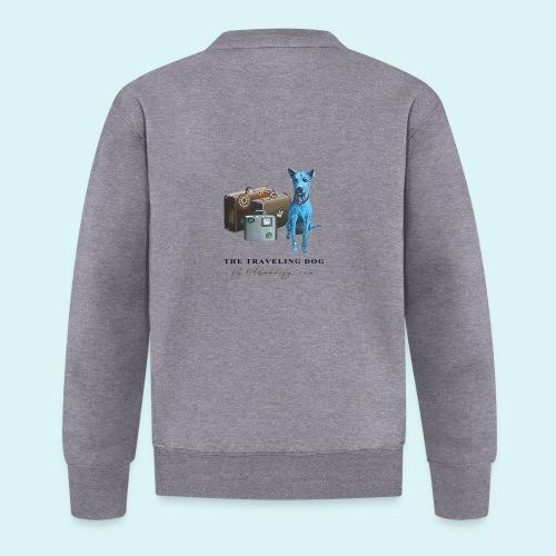 Laly Blue Big - Unisex Baseball Jacket