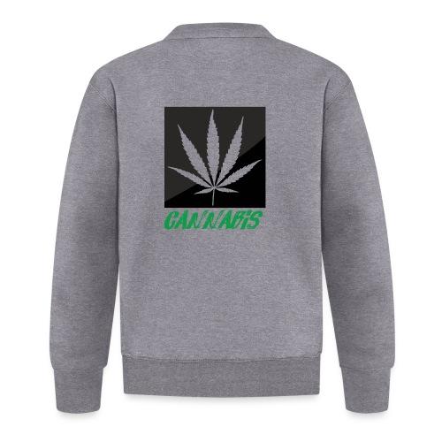 cannabis - Unisex Baseball Jacket