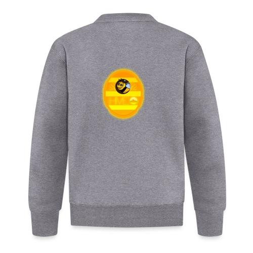 Herre T-Shirt - Med logo - Unisex baseballjakke