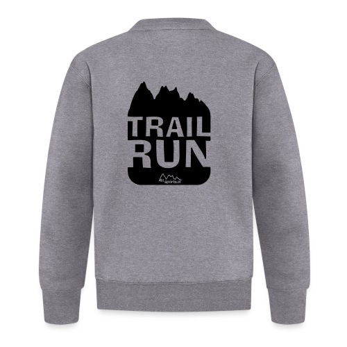 Trail Run - Baseball Jacke