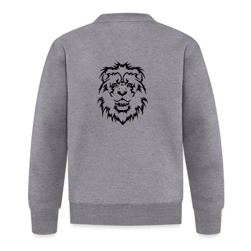 Karavaan Lion Black - Baseballjack