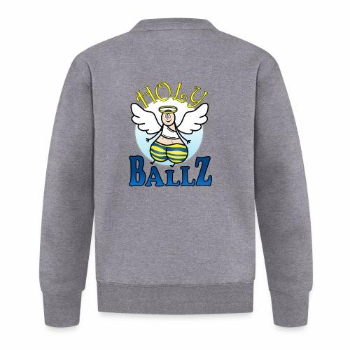 Holy Ballz Charlie - Unisex Baseball Jacket
