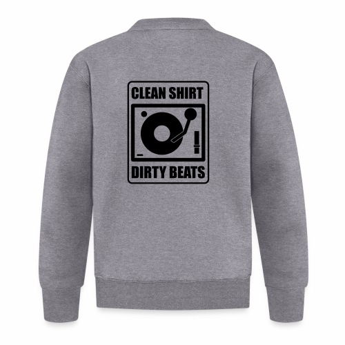 Clean Shirt Dirty Beats - Baseballjack