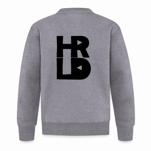 HRLD Black Logo - Unisex baseball-takki