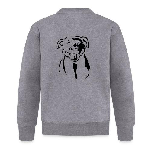 Staffordshire Bull Terrier - Unisex baseball-takki