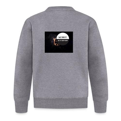 KeMoT odzież limitowana edycja - Kurtka bejsbolowa unisex