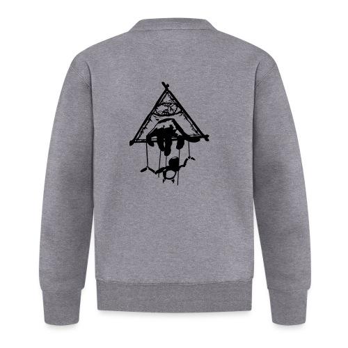 Killuminati Symbol - Baseball Jacke