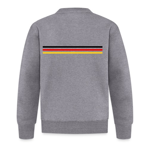Trait Germany version 1 grand - Veste zippée