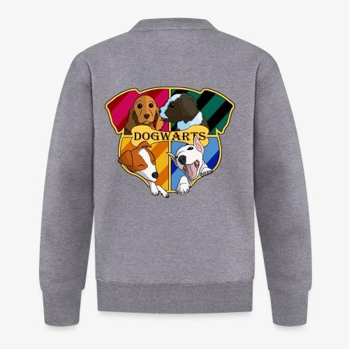 Dogwarts Logo - Baseball Jacket
