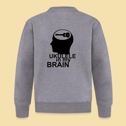 Ukulele in my brain - Baseball Jacke