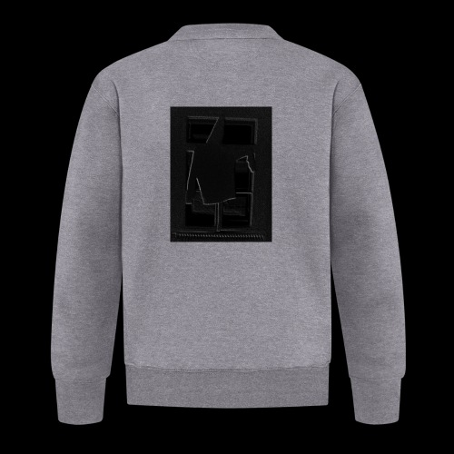 Dark Negative - Baseball Jacket
