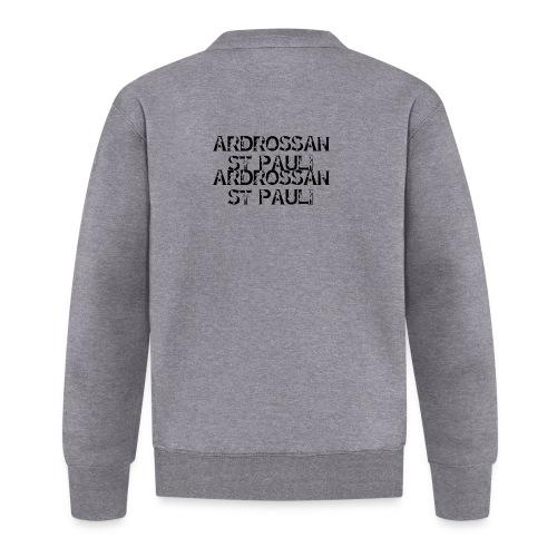 Ardrossan St.Pauli - Unisex Baseball Jacket