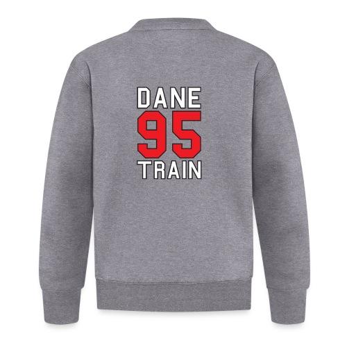 Dane Train #95 - Unisex Baseball Jacke