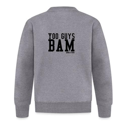 BAM! - Unisex Baseball Jacke
