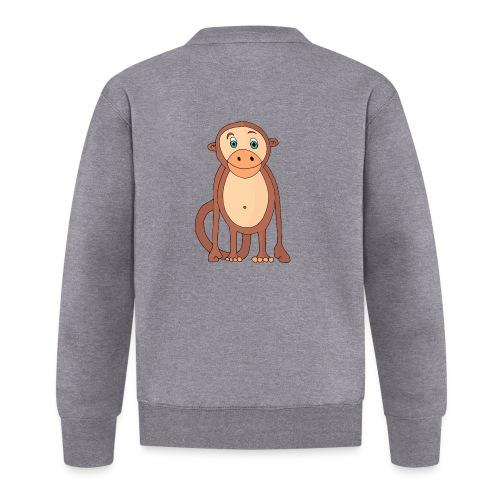 Bobo le singe - Veste zippée Unisexe