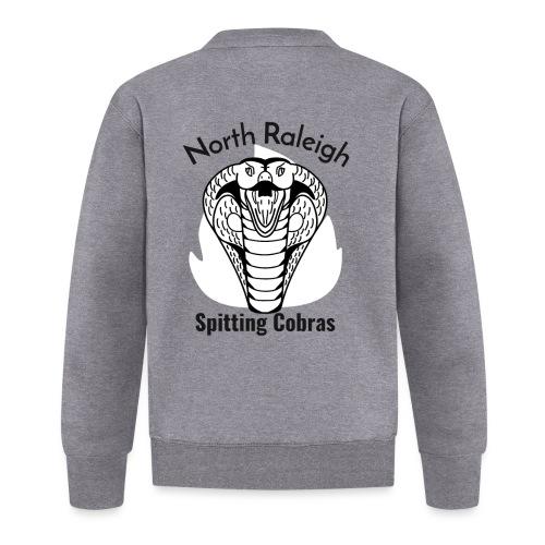 North Raleigh Spitting Cobras - Veste zippée Unisexe