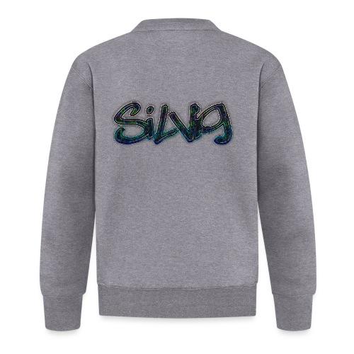 SilViG logo limited - Baseballjakke