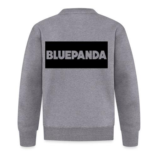 BLUE PANDA - Baseball Jacket