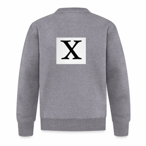 THE X - Baseball Jacket