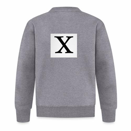 THE X - Unisex Baseball Jacket