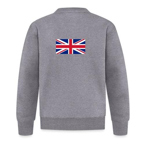 United Kingdom - Unisex Baseball Jacket