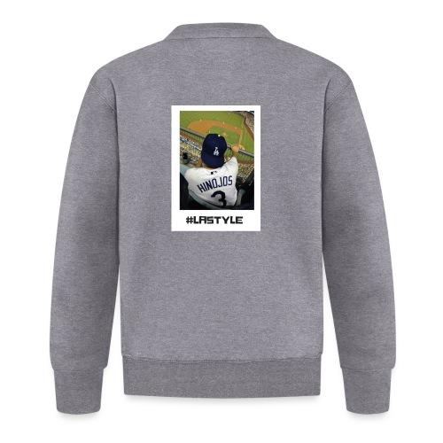 L.A. STYLE 1 - Baseball Jacket