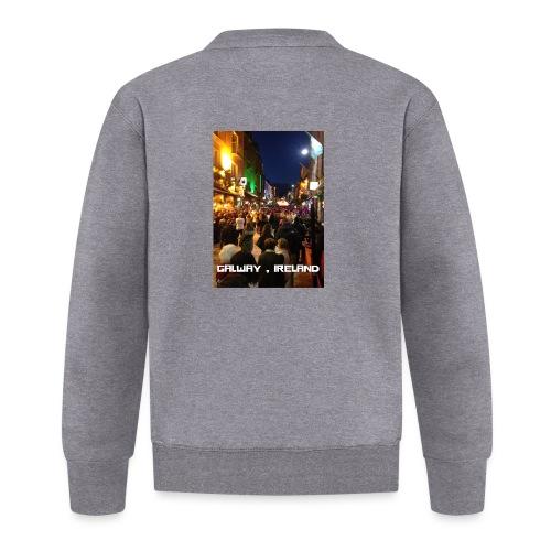 GALWAY IRELAND SHOP STREET - Baseball Jacket