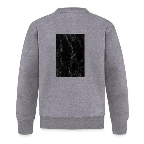Marbre noir - Veste zippée