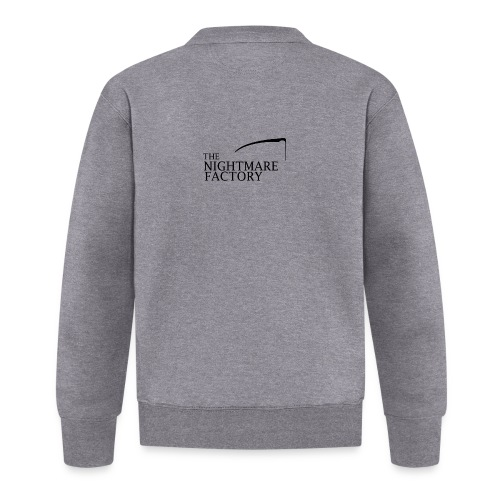nightmare factory Nero png - Unisex Baseball Jacket