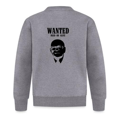 Kekkonen Wanted - Dead or Alive - Baseball-takki