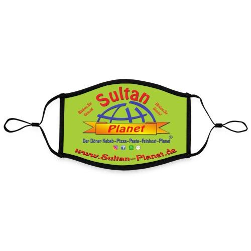 Sultan Planet Maske - Kontrastmaske, einstellbar (Large)