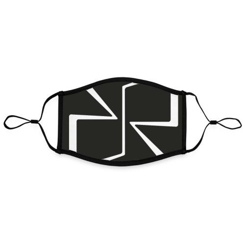 Rymdreglage logotype (RR) - Contrast mask, adjustable (large)