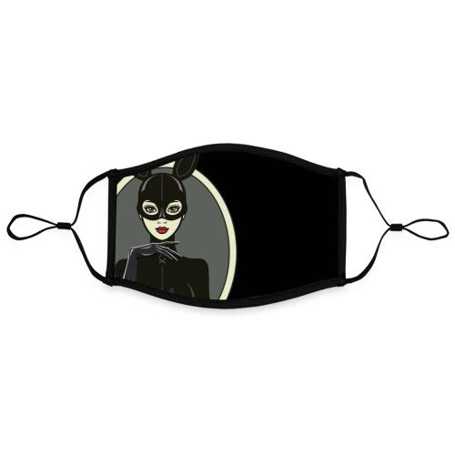 eXtravaganXa Vintage Series02 Mask - Kontrastmaske, einstellbar (Large)