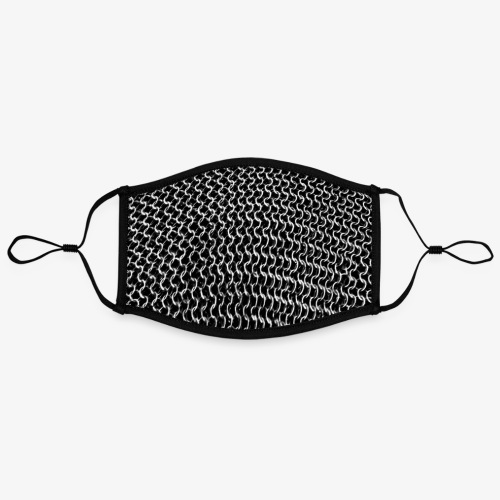 chain mail by patjila 2021 SP - Contrast mask, adjustable (large)
