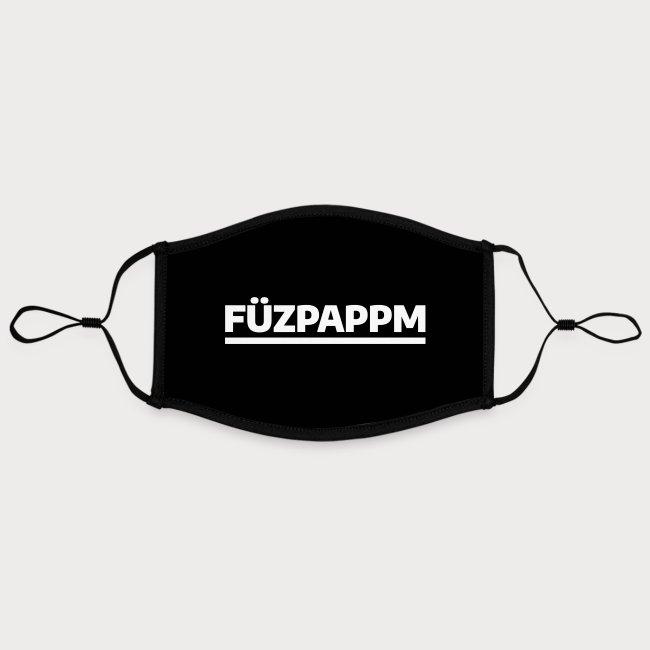 """Maske """"Füzpappm"""""""