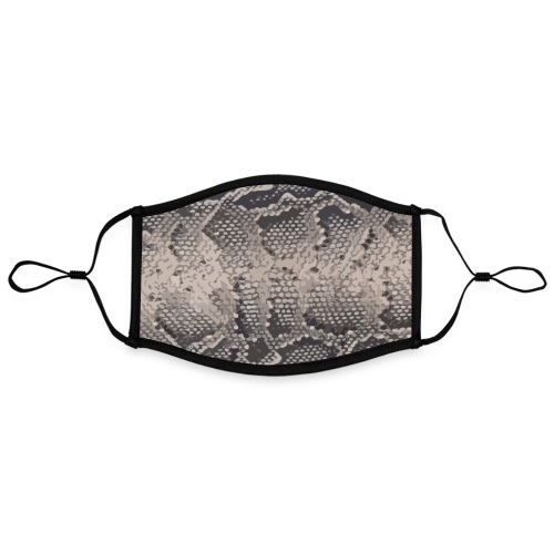 Python pattern mask - Contrast mask, adjustable (large)
