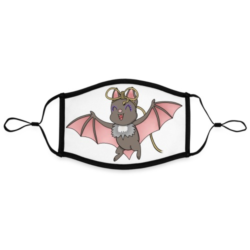 Bat Deeley - Contrast mask, adjustable (large)