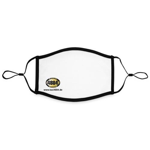 logoeinfach schwarz - Kontrastmaske, einstellbar (Large)