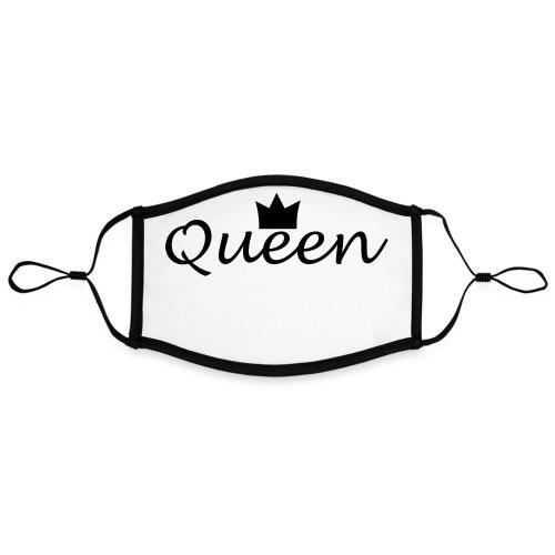 Queen - Kontrastmaske, indstillelig (large)