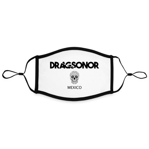 DRAGSONOR Mexico - Contrast mask, adjustable (large)
