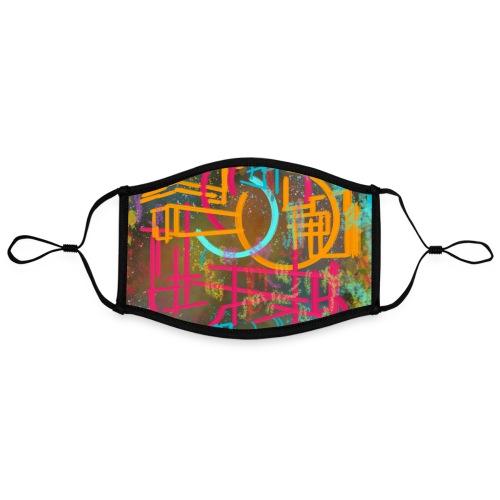 Doodles - Kontrastmask, justerbar (large)