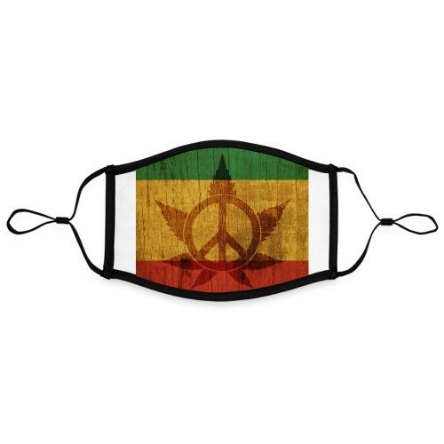 Peace Poster - Kontrastmaske, einstellbar (Large)