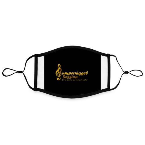 Bumperniggel Session - Kontrastmaske, einstellbar (Large)