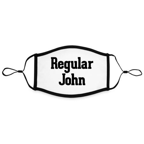 Regular John - Kontrastmask, justerbar (large)