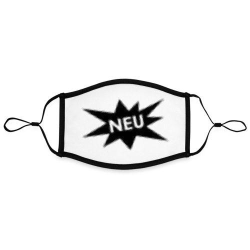 Neu - Kontrastmaske, einstellbar (Large)