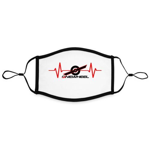 OneWheelLife (black text) - Kontrastmaske, indstillelig (large)