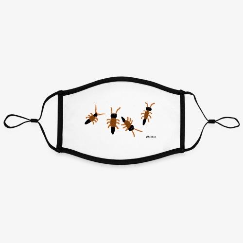 otokat - Kontrastivärinen maski, säädettävä (large)